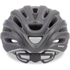 Giro Vasona casco per bici Donna grigio